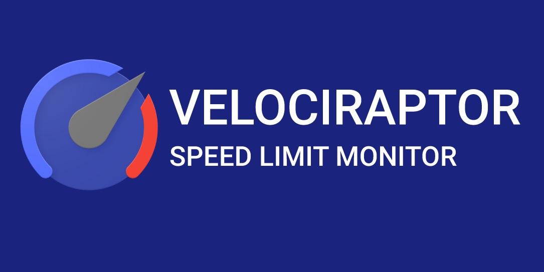 velociraptor speed limit monitor