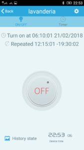 spesa intelligente wifi on/off