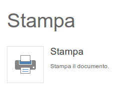 office stampa