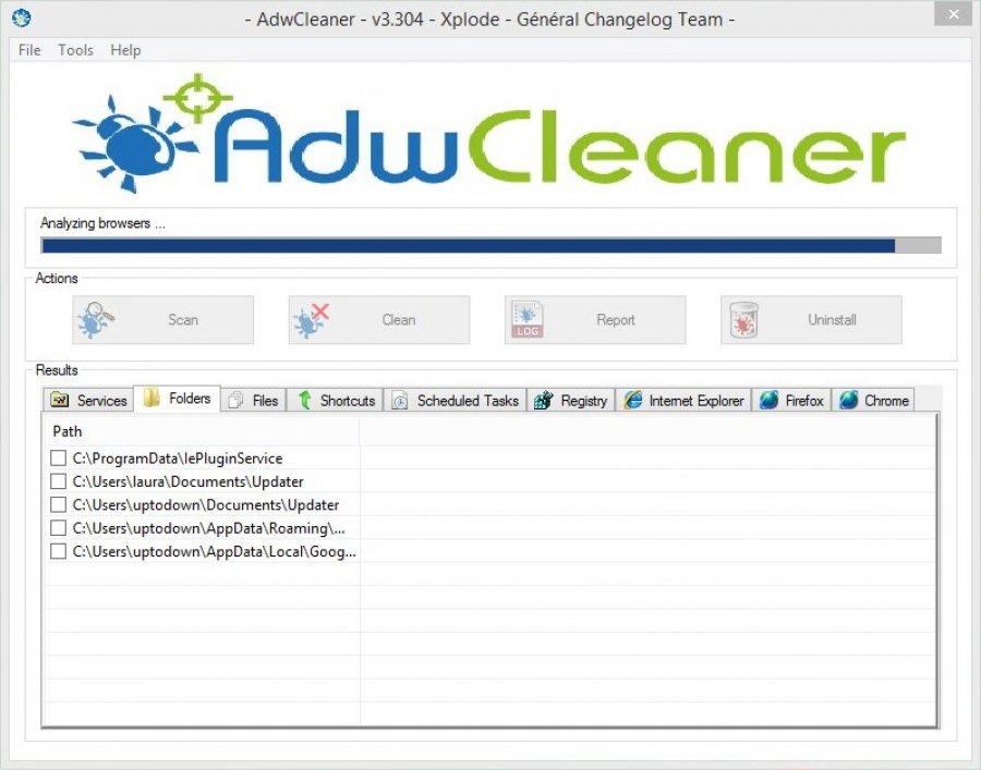 adwcleaner pulire pc