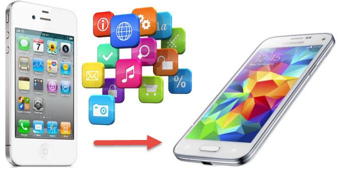 trasferire dati smartphone