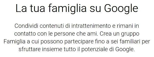 Family Link - google