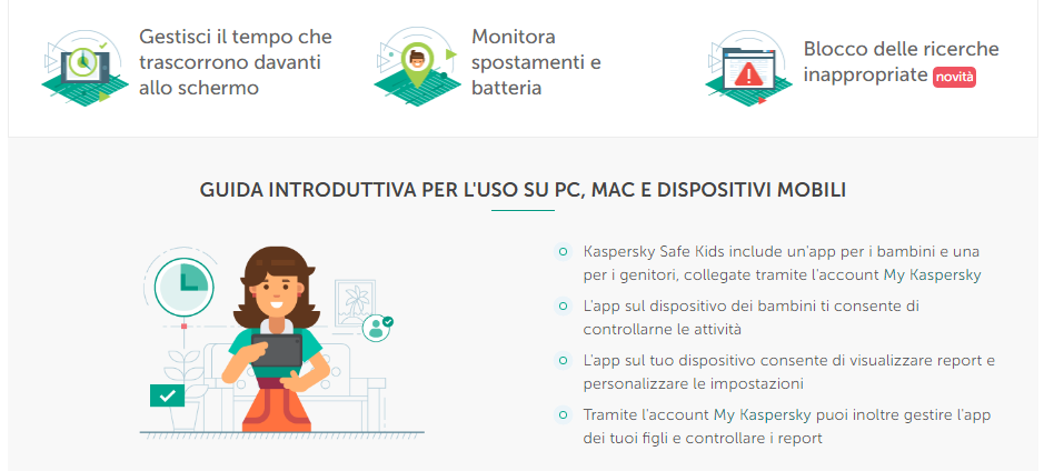 safe kids cosa fa
