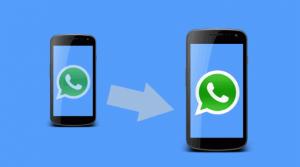 Trasferisci WhatsApp